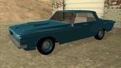 Plymouth Savoy 1962 para GTA San Andreas
