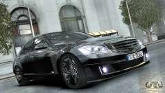 Mercedes-Benz Brabus SV12 R Biturbo 800 2011
