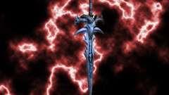 Frostmorn-espada de WoW Lich King para GTA San Andreas