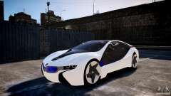BMW Vision Efficient Dynamics 2012