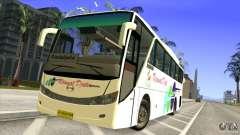 Hino New Travego RK1 para GTA San Andreas