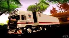 Scania R620 Emercom da Rússia