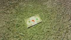 Notas dos Estados Unidos nas notas de $ 1