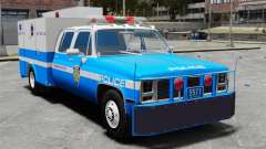 GMC C3500 NYPD ESU
