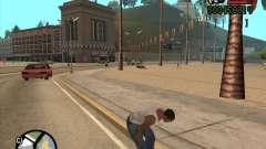 Endorphin Mod v.3 para GTA San Andreas