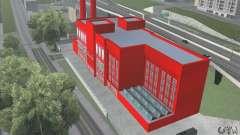 A fábrica da Coca-Cola