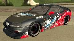 Toyota Supra by Cyborg ProductionS para GTA San Andreas