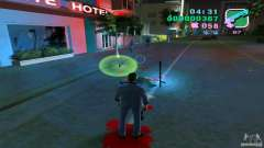 O fluxo do sangue para GTA Vice City