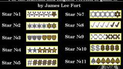 Novas estrelas para o capuz # 11