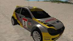 Opel Rally Car