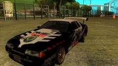Elegia com novos spoilers para GTA San Andreas