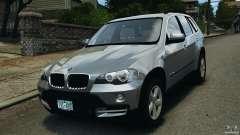 BMW X5 xDrive35d para GTA 4