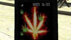 Ganja PhoneCell Theme