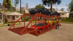 Caminhão semi-reboque para GTA San Andreas