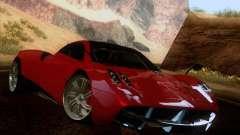 Pagani Huayra 2012 para GTA San Andreas