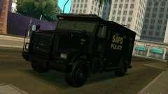 Stokade SAPD SWAT Van