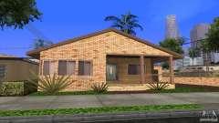 Novas texturas de casas e garagens
