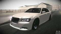 Chrysler 300 SRT8 2012 para GTA San Andreas
