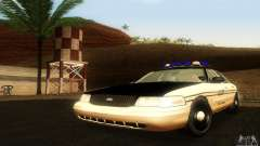 Ford Crown Victoria Tennessee Police