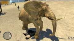 Elefante para GTA 4