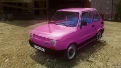 Fiat 126p FL Polski 1994 Wheels 1