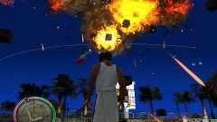 RAIN OF BOXES para GTA San Andreas