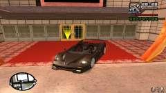 Ferrari F50 Cabrio para GTA San Andreas