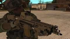 SCAR FN MK16