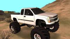 Chevrolet Colorado Monster para GTA San Andreas