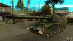 Panzerhaubitze 2000 para GTA San Andreas