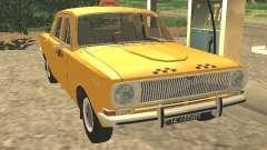 Táxi GAZ 24-01