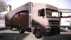 DAF XF105 para GTA San Andreas