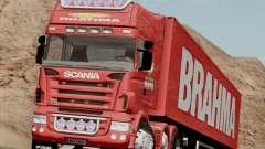 Scania R620 Brahma