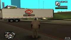 Semi Artict1 para GTA San Andreas