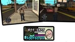 HUD by Hot Shot v.2.2 for SAMP