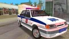 DPS VAZ 2115 para GTA Vice City