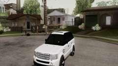 Range Rover Tuning para GTA San Andreas