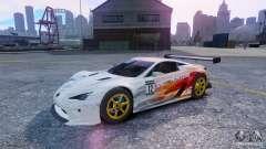 Lexus LFA SH