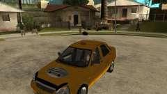 "2170 LADA ""priora"" táxi para GTA San Andreas"
