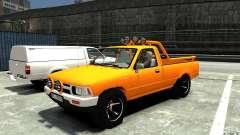 Toyota Hilux 1989-1993 Single cab v1