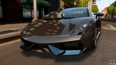 Lamborghini Gallardo LP570-4 Superleggera para GTA 4