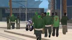 Aumentar o tráfego para GTA San Andreas