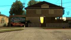 New great cjs house para GTA San Andreas