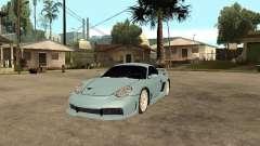 Porsche Cayman S para GTA San Andreas