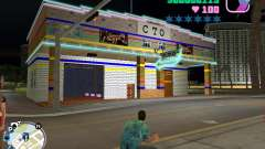 Serviço de carro de 1 100 para GTA Vice City