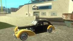 1937 Cord 812 Charged Beverly Sedan