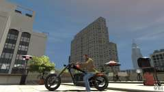 The Lost and Damned Bikes Diabolus para GTA 4