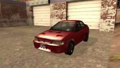 Subaru Impreza WRX STI 1995