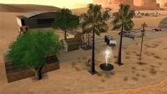 Novas instalações para o aeroporto no deserto