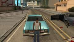 Drivers de saiam do carro para GTA San Andreas